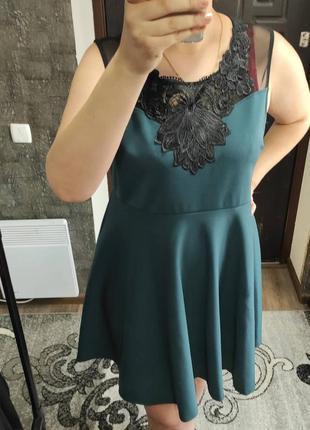 Очаровательное платье на 56 р