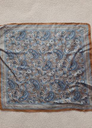 Шелковый платочек