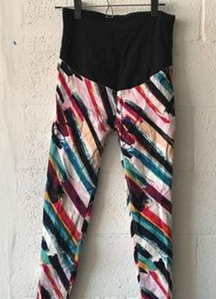 H&m джинсы для беременных скинни
