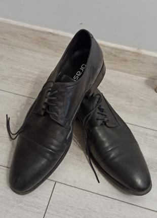 Туфли мужские браска braska. свадебные туфли