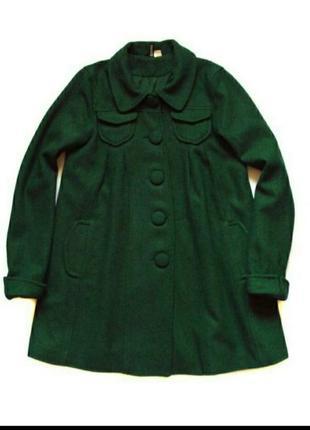 Пальто розлітайка для вагітних