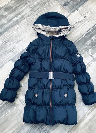 Тёплая зимняя куртка palomino 128 p 6-7 лет