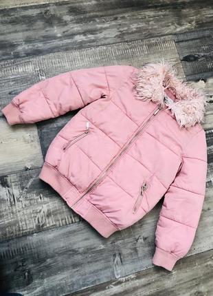 Курточка f&f 7-8 лет
