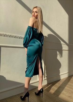 Корсетное платье {арт. 2516}6 фото
