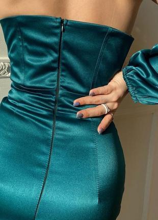 Корсетное платье {арт. 2516}8 фото