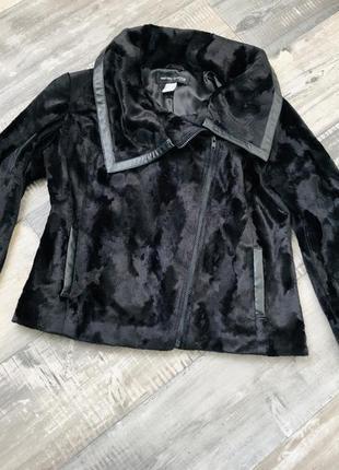 Курточка меховая ashley brooke