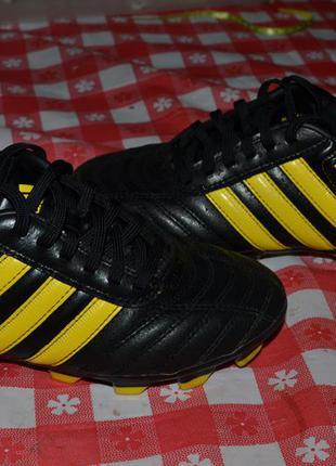178bf451 Футбольные копы копочки бутсы кроссовки adidas оригинал 20.5 см стелька 31  размер