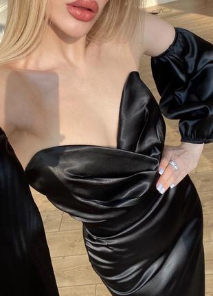 Корсетное платье (арт. 2516)4 фото