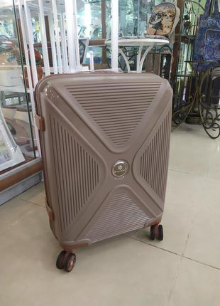 Ручная кладь! маленький чемодан - поемиум качество.