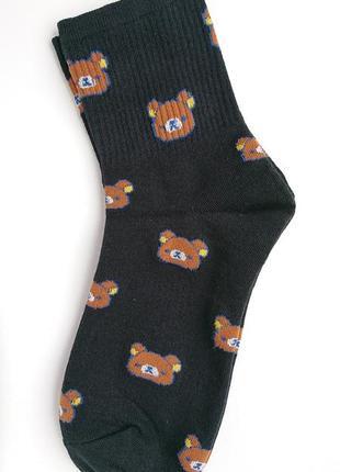Ми-ми-мишки🐻очень милые и нежные женские носки,высокого качества🔝