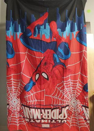 Пододеяльник(постель) marvel spiderman 132,5*197см