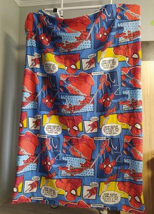 Пододеяльник(постель) marvel spiderman 133*198см