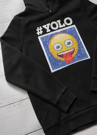 "Толстовка ""emoji""5 фото"