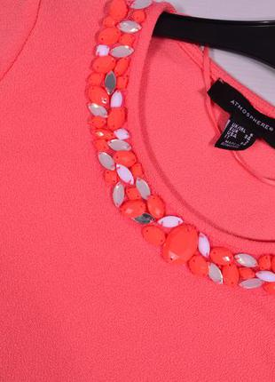 Комбинированная блуза с декором atmosphere4 фото