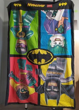Пододеяльник (постель) batman lego 132*195, 5см