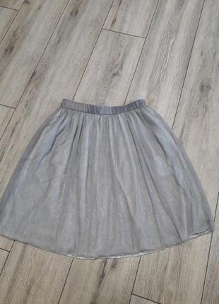 Фатиновая юбка..