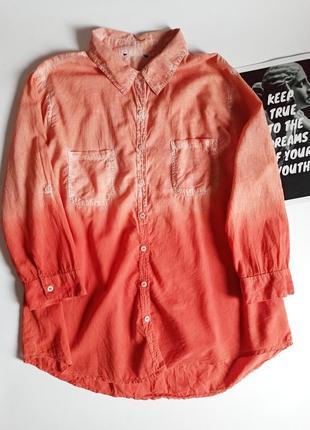 Прекрасна яскрава  сорочка гарних відтінків
