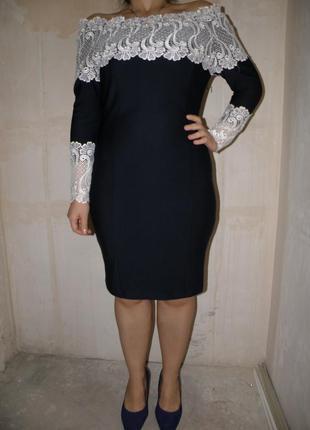 Новое шикарное платье g&c