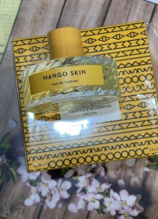 Парфюмированная вода mango skin