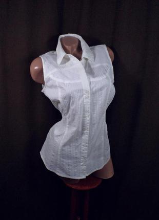 Офисная блузка - 48-50р