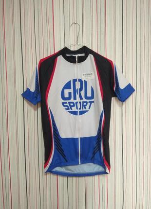 Вело футболка джерси,велосипедная футболка,вело джерсі