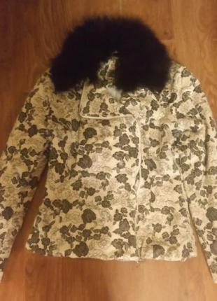 Утепленная куртка just cavalli