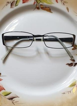 Стильные очки для зрения, оправа tommy hilfiger , модель th3332
