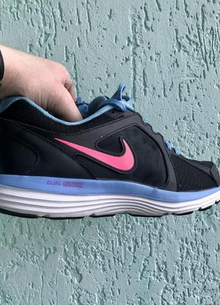 Оригинальные кроссовки для бега, спорта, зала nike dual fusion