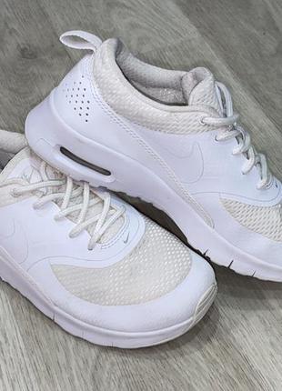 Оригинальные кроссовки nike air max thea размер 31,5