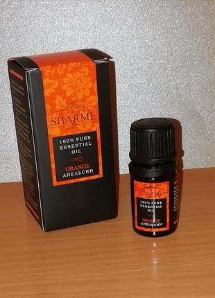 Sharme essential. ефірна олія апельсин, 5 мл