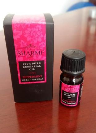 Sharme essential. ефірна олія мята перечная, 5 мл