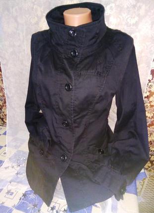 Курточка с красивым рукавчиком