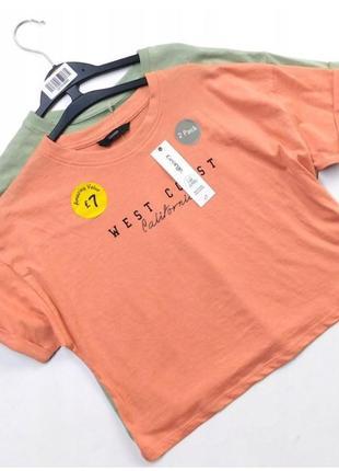Набор футболок george