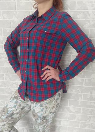 Lee. женская рубашка.