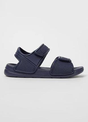 Легкие практичные летние сандалии из полиуретана для мальчика от george великобритания