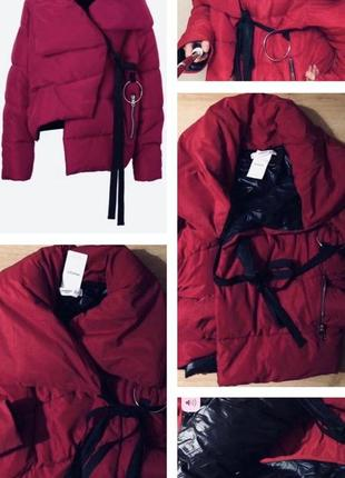 Куртка паффер mango