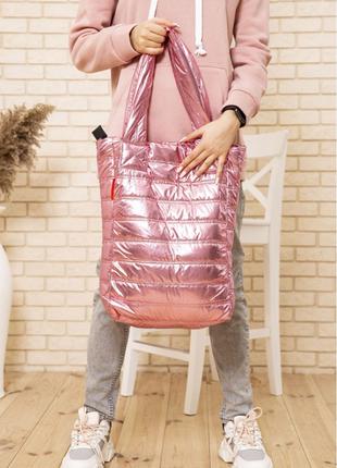 Сумка женская 154r003-7-1 цвет розовый