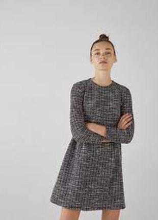 Платье bershka xs