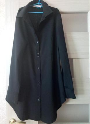 Рубашка-блузон
