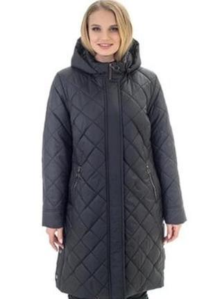 Демисезонная куртка,плащ,пальто,больших размеров, размер 70.