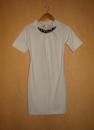Белое платье piena