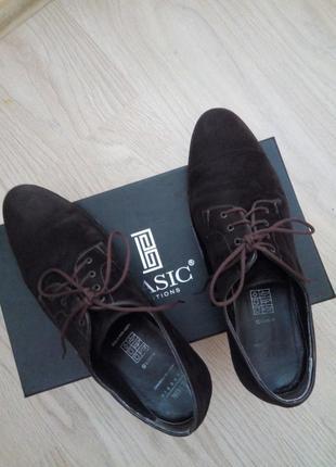Стильные туфли от etor