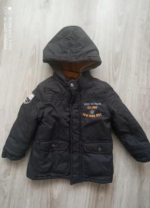 Фірмова демісезонна куртка koton легенька і тепла