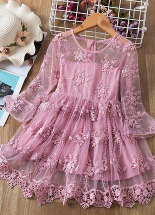 Нежные платья для маленьких принцесс
