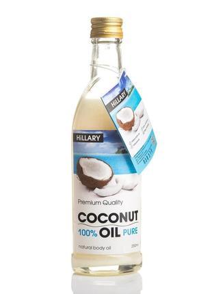 Кокосовое масло рафинированное 250мл