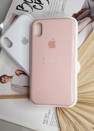 Скидки до 25.06.2021 чехол silicone case на айфон iphone xr