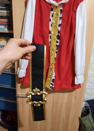 Карнавальный костюм принца, сказочный принц