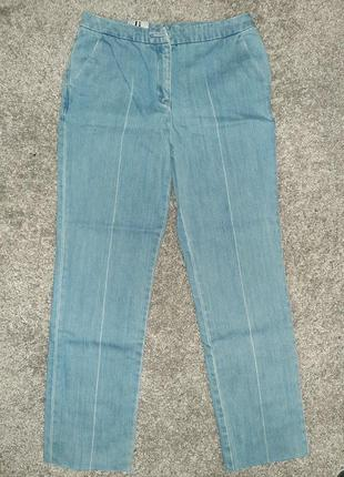 Стильные широкие джинсы topshop