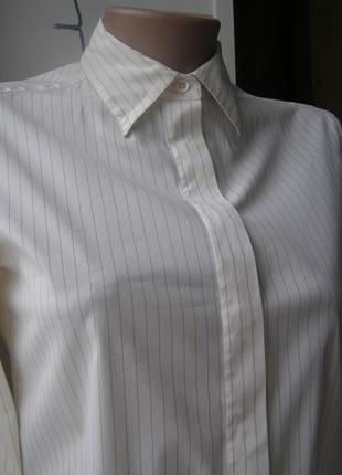 Max mara weekend блуза хлопок s-m-размер