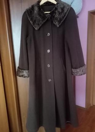 Пальто оверсайз, демисезонное, размер uni